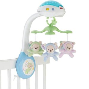 Fisher Price Móvil Ositos Voladores